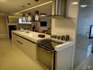Gabriela Herde Arquitetura & Design Cocinas de estilo moderno