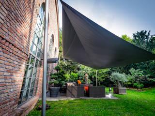 Pina GmbH - Sonnensegel Design Giardino in stile mediterraneo