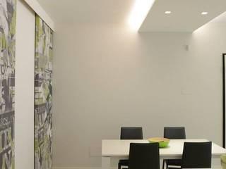 CUCINA - PRANZO LTAB/LAB STUDIO Sala da pranzo moderna