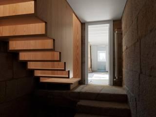 bAse arquitetura Pasillos, vestíbulos y escaleras modernos