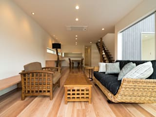 Gate Garage® 「添い屋根の家」 の フォーレストデザイン一級建築士事務所