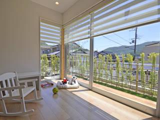 Gate Garage® 「イヌ×イエ」-犬駆ける家― の フォーレストデザイン一級建築士事務所