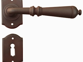 """Moscow"" Collection by Galbusera Galbusera Giancarlo & Giorgio S.n.c. Windows & doors Doorknobs & accessories Iron/Steel"