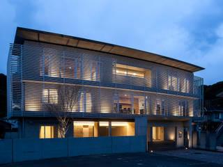 閉館しない美術館長井邸: 株式会社ダイス設計が手掛けた家です。