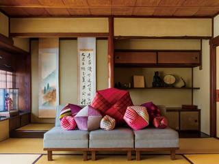 デコレーションイメージ(Decoration Image)_おじゃみ座布団シリーズ(Ojami Cushion Collection): 株式会社高岡が手掛けたです。