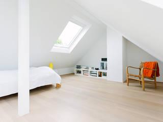 Chambre minimaliste par Jan Tenbücken Architekt Minimaliste