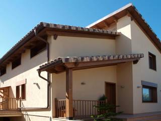 Mediterranean style house by RIBA MASSANELL S.L. Mediterranean