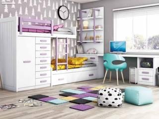 dormitorios infantiles con encanto Estadios de estilo moderno de muebles dalmi decoracion s l Moderno