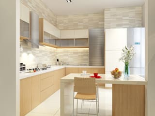 Space Interface Modern Kitchen