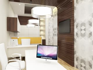 Commercial Spaces by Space Interface