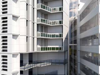 Hospital in Dubai de Vision3D