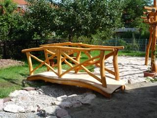 de style tropical par Rheber Holz Design, Tropical