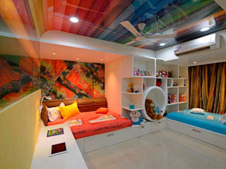 AIS Designs Nursery/kid's room