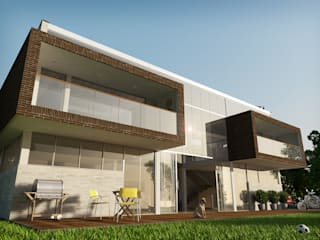 Lápiz De Sueños Rumah Modern