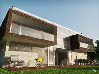 Lápiz De Sueños Modern houses