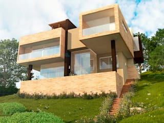 Lápiz De Sueños Mediterrane Häuser
