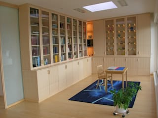 Bibliothek rechts Seite:   von Schreinerei Hilz & Prokasky