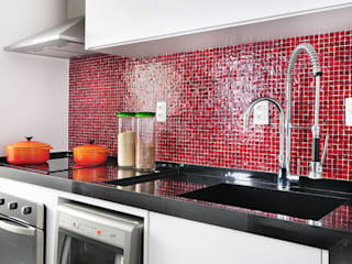 Cocinas de estilo  por Mario Catani - Arquitetura e Decoração