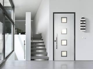 FRAME -Porta blindata di quartieri luigi Moderno