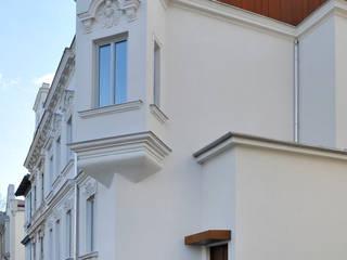 Art Box Loft Minimalistische Häuser von Architekt Zoran Bodrozic Minimalistisch