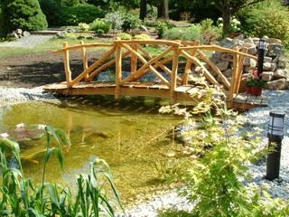 Rheber Holz Design Garden Swim baths & ponds Wood Beige