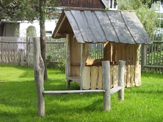 Rheber Holz Design Garden Swings & play sets Wood Beige