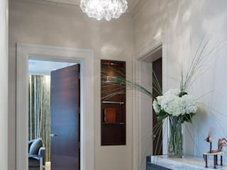 The Crafted House Folio Design 現代風玄關、走廊與階梯