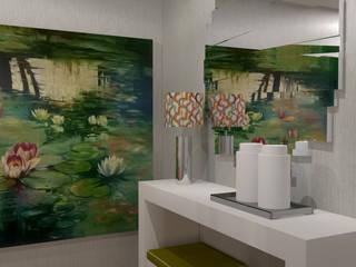 Corridor & hallway by Macedo Barbosa Interiores, Modern