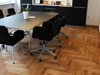 nacher:  Bürogebäude von Fischer Raumgestaltung