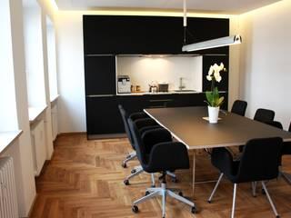 Vom Abstellzimmer zum Konferenzraum:  Bürogebäude von Fischer Raumgestaltung