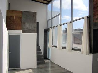 loft H-11 Salones industriales de NonWarp Industrial