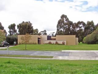Casas minimalistas de David Macias Arquitectura & Urbanismo Minimalista