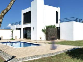 Rumah Gaya Mediteran Oleh David Macias Arquitectura & Urbanismo Mediteran