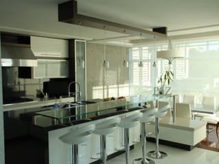 مطبخ تنفيذ Arquitecto Juan Pablo Fernandes