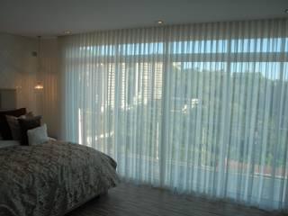 غرفة نوم تنفيذ Arquitecto Juan Pablo Fernandes
