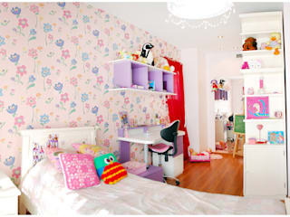 Silvana Valerio Teen bedroom