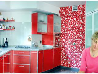 Obra La Piedad: Cocinas de estilo  por Silvana Valerio