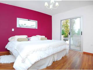 Obra Europa: Dormitorios de estilo  por Silvana Valerio
