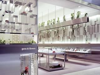 Espaces commerciaux de style  par 岩本賀伴建築設計事務所