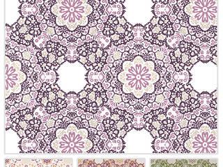 Textile Design for duvet covers por Vera Nóbrega - atelier artes visuais