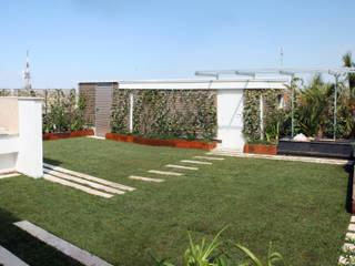 Tetto Giardino Optima Giardini Pensili a Foggia. di Febo Garden landscape designers Moderno