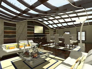 Mayfair House: modern  by Debbie Flevotomou Architects Ltd., Modern
