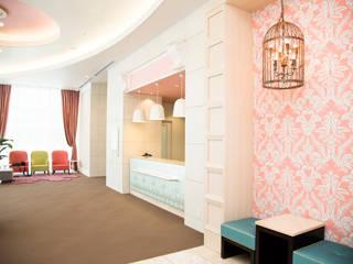 株式会社Juju INTERIOR DESIGNS Hospitals Paper Pink