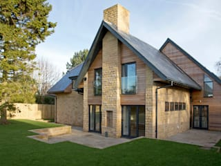 Residential Development, West Yorkshire:  Houses by Wildblood Macdonald