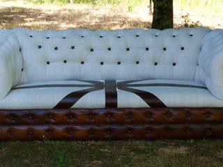 la p'tite fabrik Living roomSofas & armchairs Leather