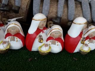 O Natal em sua casa.:   por Maravilhas do Berço Lda,Moderno