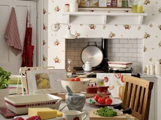Laura Ashley Decoración KitchenKitchen utensils Red