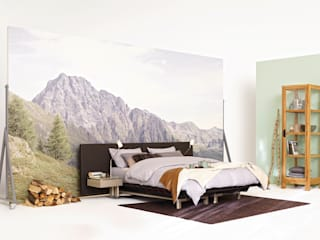 por HOME Schlafen & Wohnen GmbH Minimalista