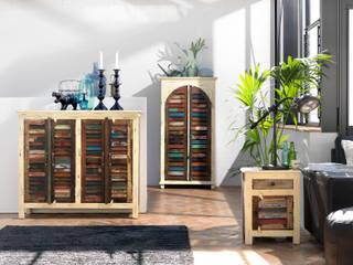 Collection de meubles Teck Cancun:  de style  par Planete Cocoon