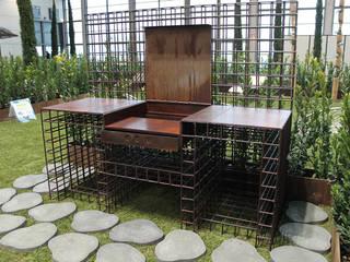 Realizzazioni Giardino moderno di STUDIO GRASSI DESIGN SRL Moderno